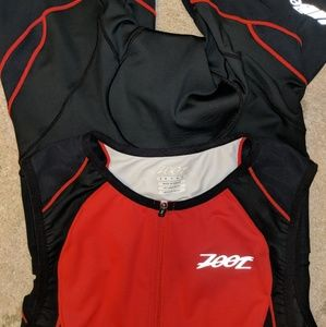 Women's ZOOT ULTRA TRI Racesuit (M)